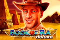 Игровой автомат на деньги Book of Ra Deluxe
