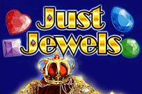 Игровой автомат на деньги Just Jewels