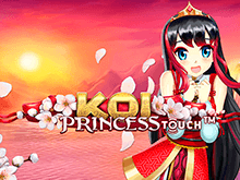 Принцесса Кои с бонусами и фриспинами