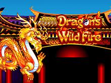Бушующее Пламя от Novomatic - онлайн автомат с риск игрой
