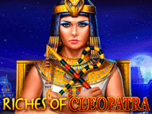 Riches Of Cleopatra от Novomatic – игровой онлайн-автомат в тематике Древнего Египта